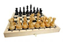 Как расставить шахматы