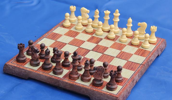 Расположение фигур на шахматной доске фото