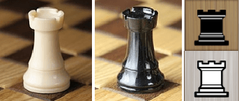 названия фигур шахмат ладья