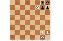 спертый мат в шахматах