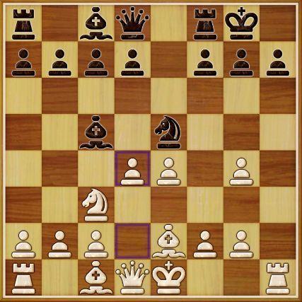 вилка шахматы примеры