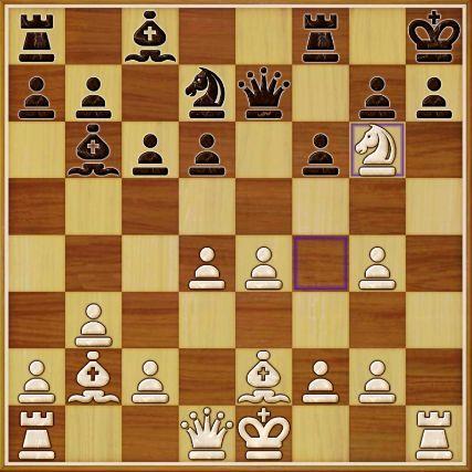 Вилка в шахматах