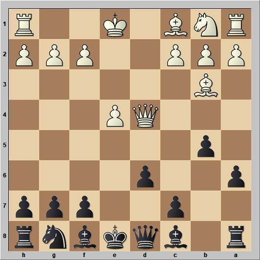 ловушки в шахматных дебютах