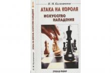 Атака на короля: Искусство нападения книга калиниченко