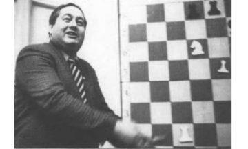 Эдуард Гуфельд шахматист