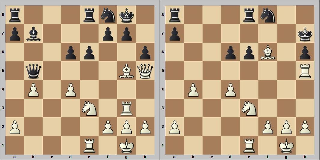 Мельница шахматы примеры
