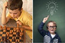 Польза от игры в шахматы