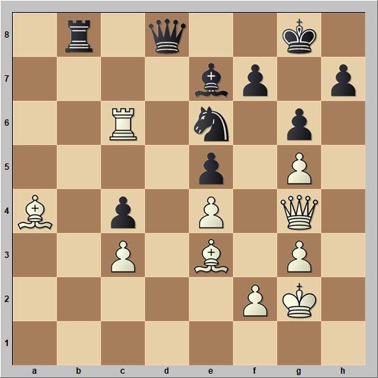 Промежуточный ход шахматы примеры