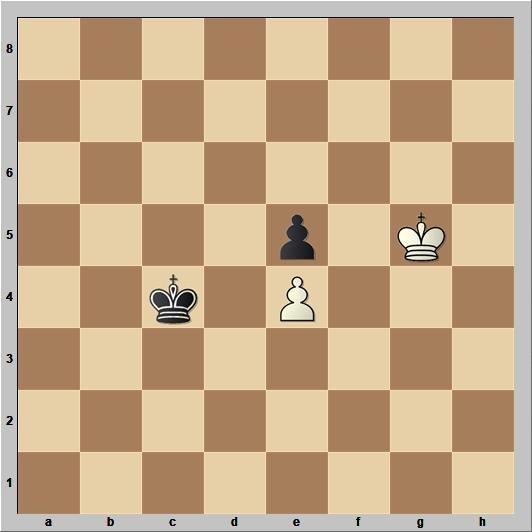 цугцванг шахматы примеры