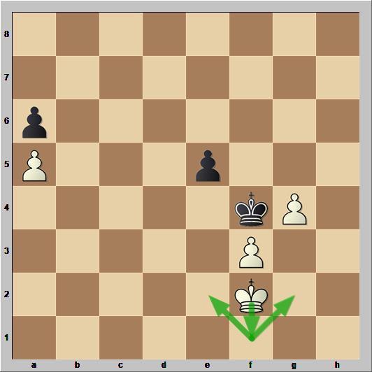 Треугольник шахматы правило