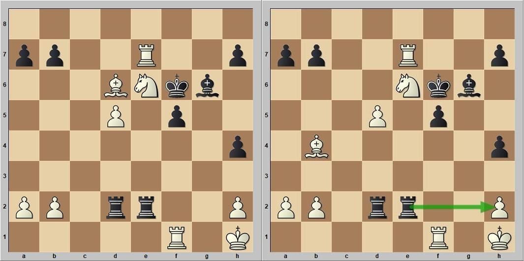 что такое зевок шахматы