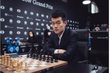 дин лижэнь шахматист