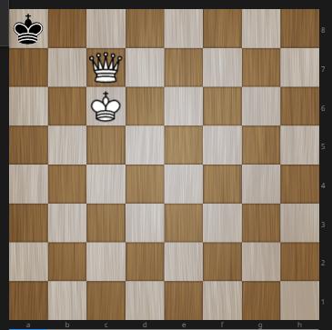 пат в шахматах ничья проигрыш