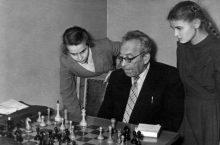 ригорий левенфиш шахматы