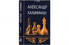 Александр Халифман книга несис