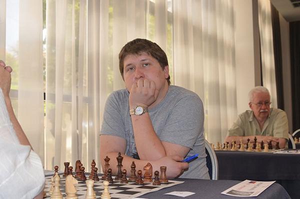 кряквин биография шахматиста