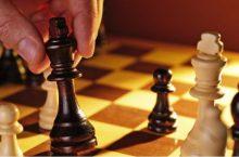 шах королю в шахматах