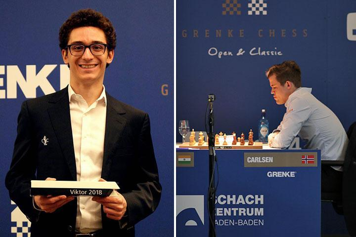GRENKE Chess Classic 2018