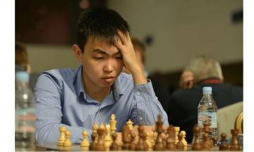 Санан Сюгиров шахматист
