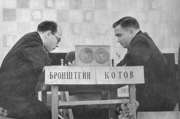 александр котов шахматы биография