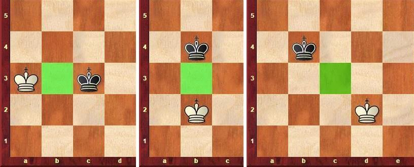 Оппозиция в шахматах