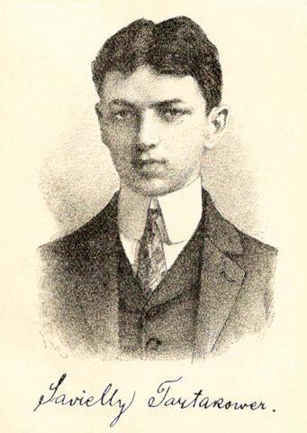 савелий тартаковер шахматист биография