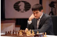Дмитрий Андрейкин шахматист