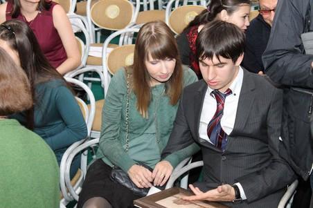 Дмитрий Андрейкин с женой