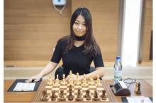 Цзюй Веньцзюнь чемпионка мира по шахматам