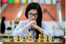 хоу ифань шахматы фото