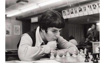 Нона Гаприндашвили шахматы фото