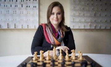 юдит полгар шахматистка фото