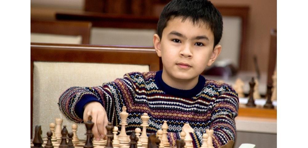Еще один двенадцатилетний гроссмейстер