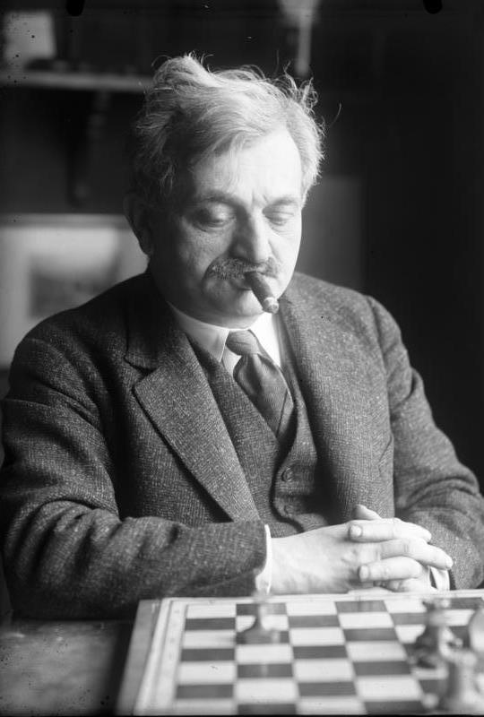 Эмануил Ласкер