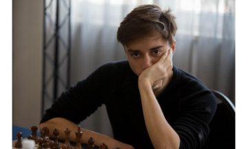 даниил дубов шахматист фото
