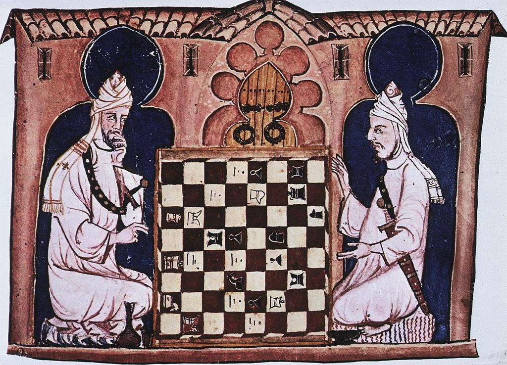 Какой народ придумал шахматы