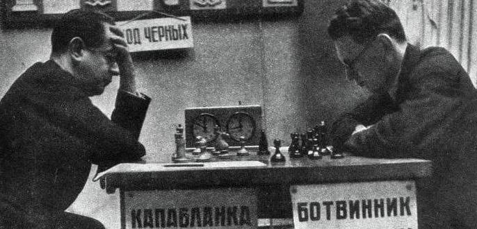 Михаил Ботвинник