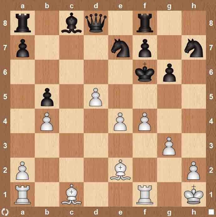 шахматы задачи ответы