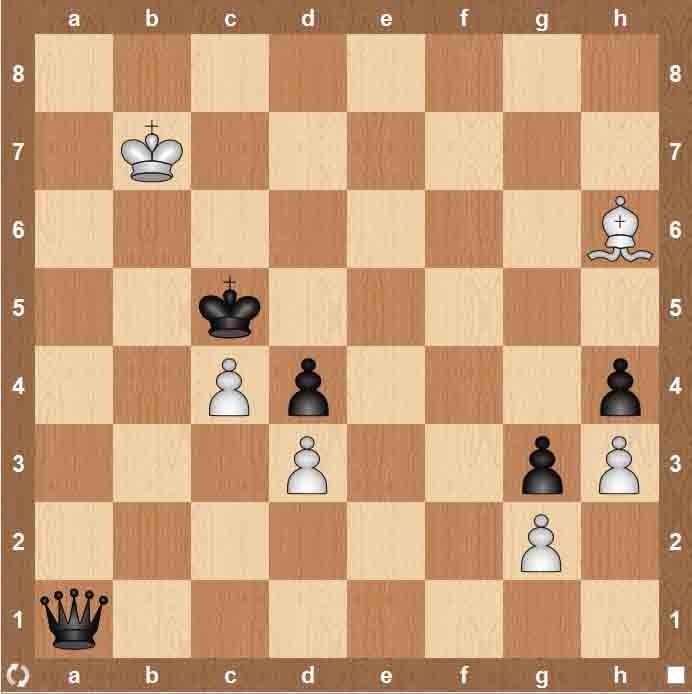 Шахматные задачи для начинающих
