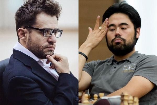 Матч 960 Каспаров - Каруана
