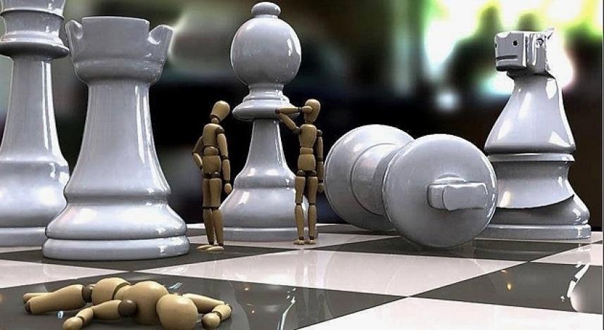 Цитаты про шахматы