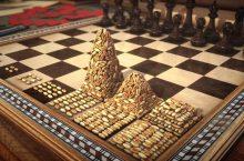 Легенды о шахматах