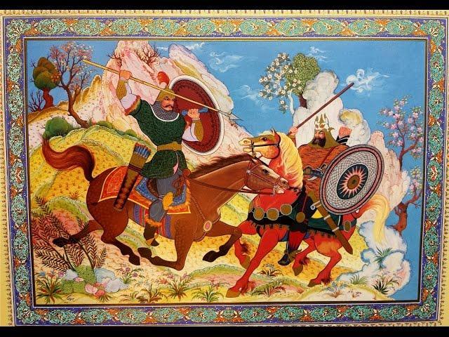 Легенда о братьях Гаве и Талханде