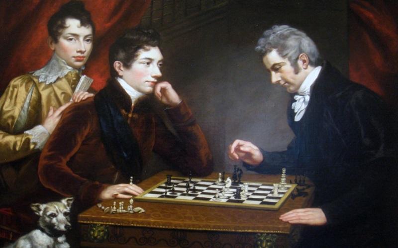 История шахмат в России
