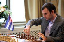 Леньер Домингес шахматист фото