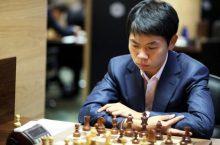 Ван Хао шахматист фото