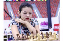 Александра Горячкина шахматы