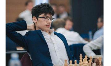 алиреза фируджа шахматист