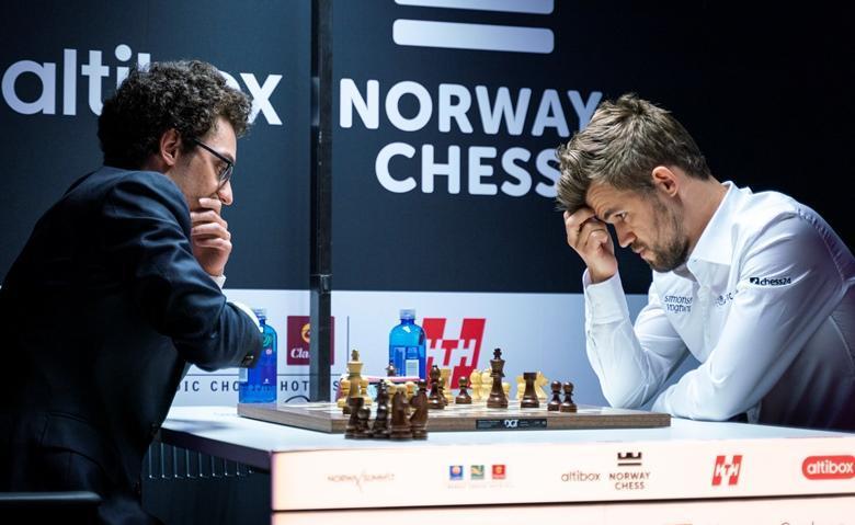 Шахматные турниры в  2020 году