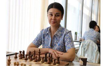 Эльмира Мирзоева шахматы